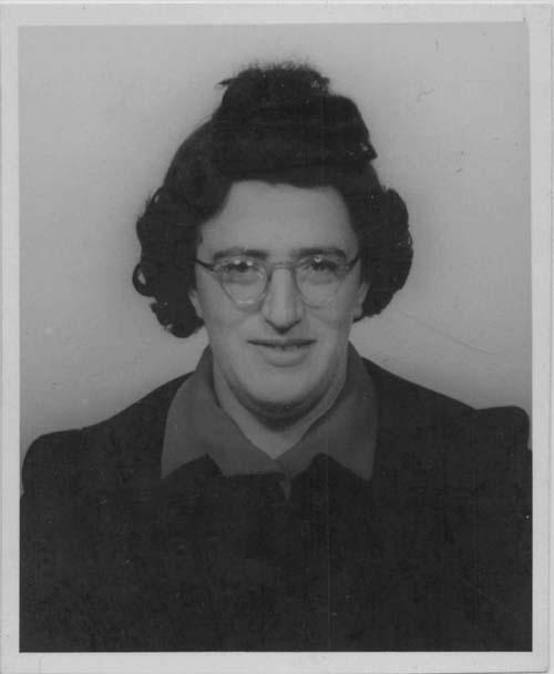 Anna Balkind née Schotten 31 Aug 1947.