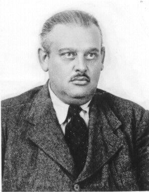 Deszö (Desiderius) Weisz, circa 1935