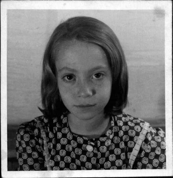 Ilse Nichtburg, postwar