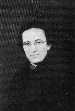 Irma Schotten, circa 1935.