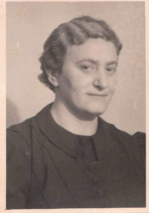 Johanna (Chana) Schotten Schwarz