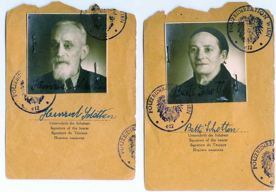 Schotten ID Cardsrw